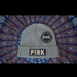 PINK Victoria's Secret Other - PINK Beanie